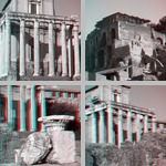 Roman Forum photographs