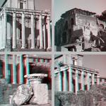 Roman Forum photographs