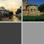 Romanesque Architecture photographs