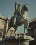 Rome, Equestrian Statue of Marcus Aurelius