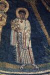Rome, Santa Prassede, apse mosaic, St. Zeno, a Roman priest and martyr