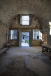 Room of the Castillo de San Marcos with Three Barred Windows