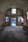 Room of the Castillo de San Marcos with Three Barred Windows