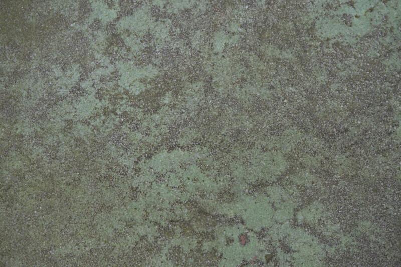 Rough Green Floor