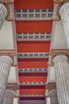 Rows of Ionic Columns