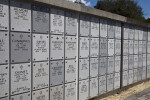 Rows of Plaques