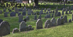 Rows of Shouldered Tablet Headstones