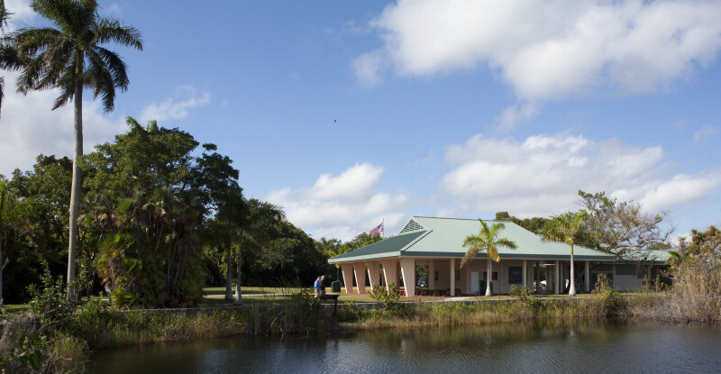 Royal Palm Visitor's Center