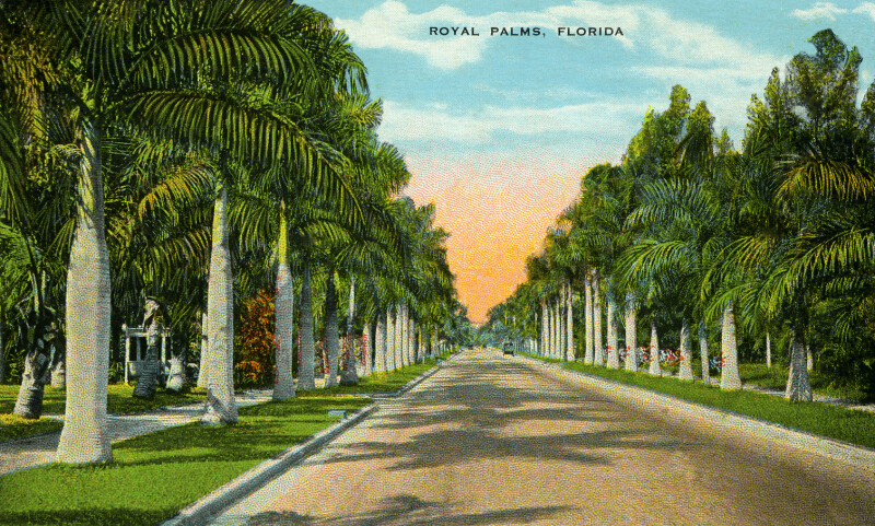 Royal Palms, Florida