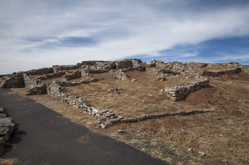 Ruins of Central Plaza