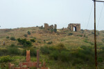 Ruins on the Drive to Fatehpur Sikri