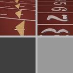Running Tracks photographs