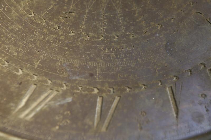 Rusty Sundial