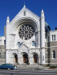 Sacred Heart Catholic Church Facade