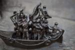 Sailors in Boat