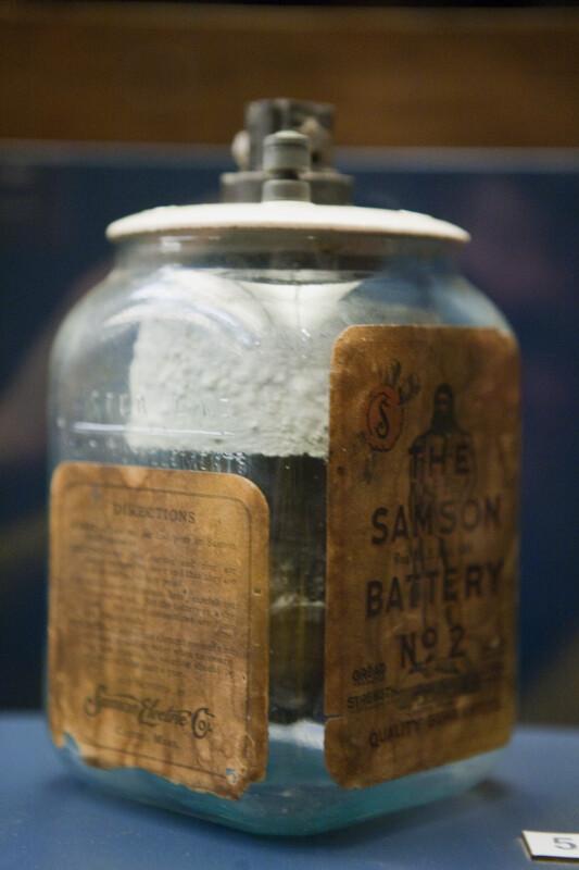 Samson Battery No. 2