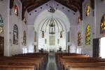 San Antonio de Padua Interior