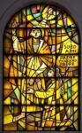 """San Antonio de Padua """"Noli Me Tanger"""" Window"""
