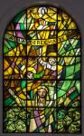 """San Antonio de Padua """"The Ascension"""" Window"""