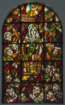 "San Antonio de Padua ""The Pentecost"" Window"