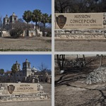 San Antonio Missions photographs