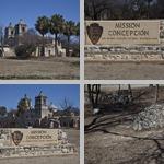 San Antonio Missions photographs