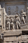 Scene of Adlocution Dedicated to the Roman Emperor Marcus Aurelius