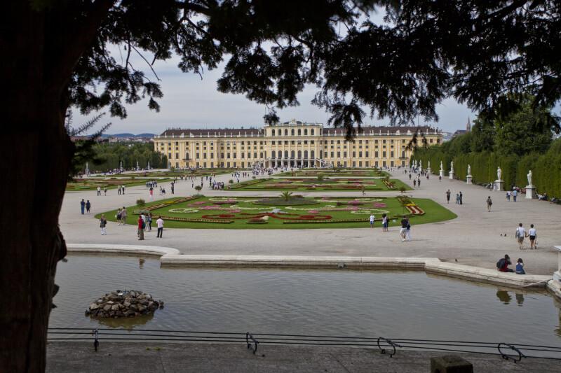 Schönbrunn Grounds