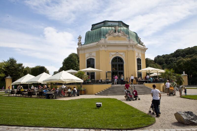 Schönbrunn Tiergarten Kaiserpavillon