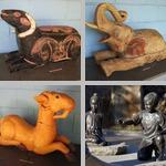 Sculpture Media photographs