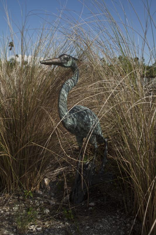 Sculpture of a Bird