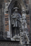Sculpture of Wilhelm IV, Duke of Bavaria