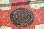 Seal Containing Coordinates of Biscayne National Park
