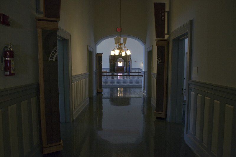 Second-Story Hallways
