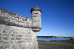 Sentry Box Overlooking the Matanzas River