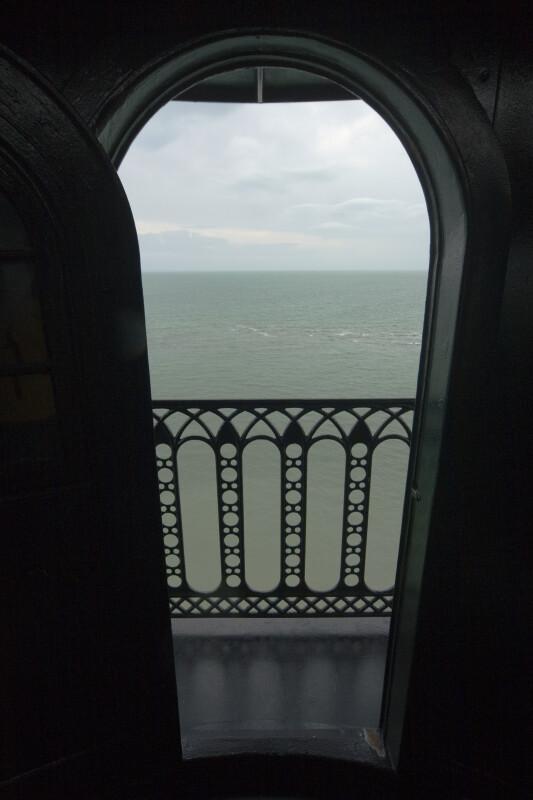 Service Room Door