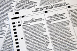 Several Florida Constitutional Amendments on 2012 General Election Ballot