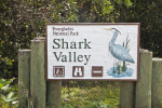 Shark Valley Park Sign