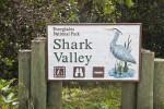 Shark Valley Park Sign