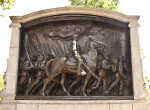 Shaw 54th Regiment Memorial at Boston Common