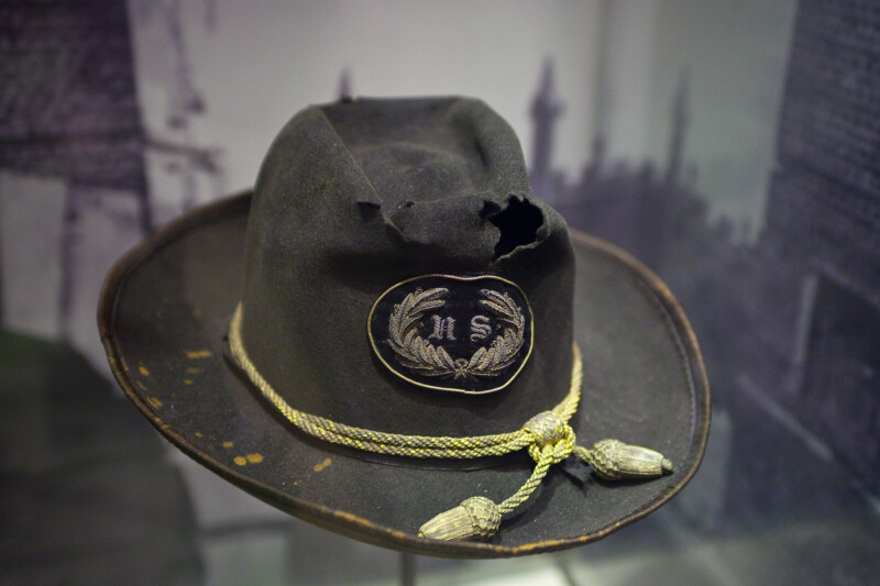 Sherman's Campaign Hat