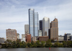 Showcase of Buildings in Downtown Pittsburgh