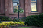 Side of Smithsonian Building