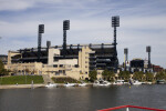 Side View of the PNC Park