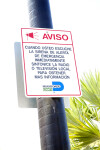 Sign in Spanish for Emergency Broadcasts