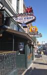 Signage on Beale Street