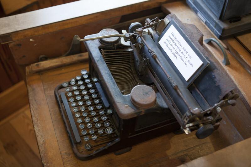 """""""Silent"""" Typewriter"""