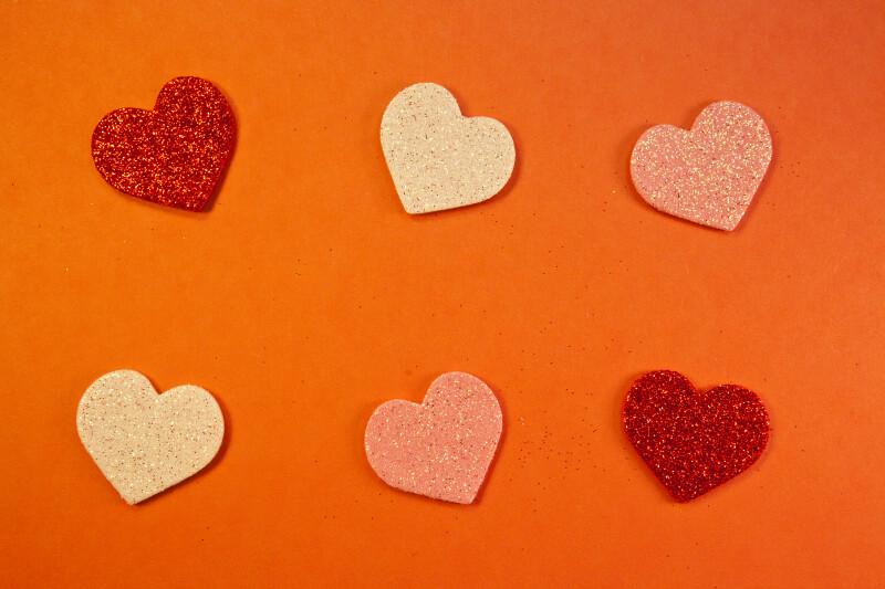 Six Hearts