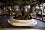 Skylab Orbital Workshop Bottom