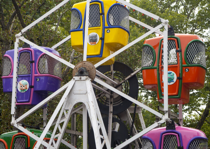 Small Ferris Wheel